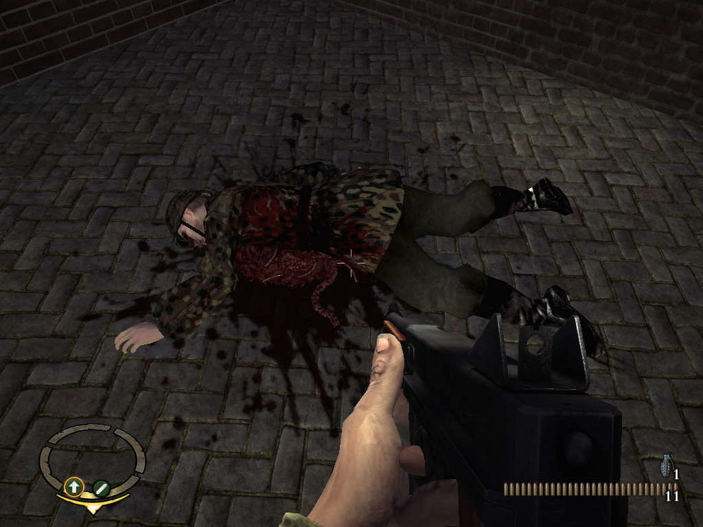 brothers in arms: hell's highway screenshots for windows - mobygames
