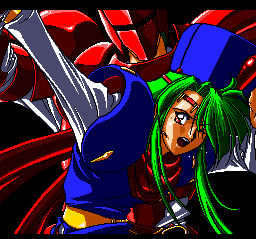 Emerald Dragon TurboGrafx CD Intro. All the anime-style cut scenes are exclusive to Turbo CD version. And they are awesome