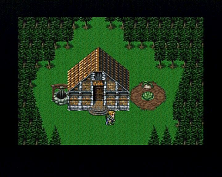 Final Fantasy III PlayStation There are many chokobo stables which are mostly not visible on the world map, but can be found in varoius forests. Riding a chokobo will save you time and spare you monster fights.