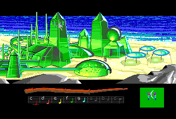 Loom TurboGrafx CD Emerald City?..