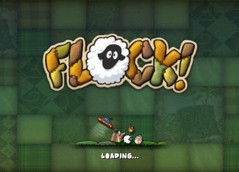 FLOCK! Windows Loading screen