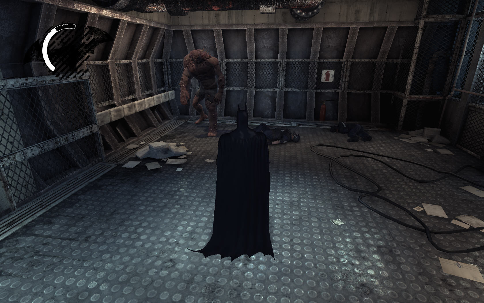Batman: Arkham Asylum Windows Not all enemies are easy