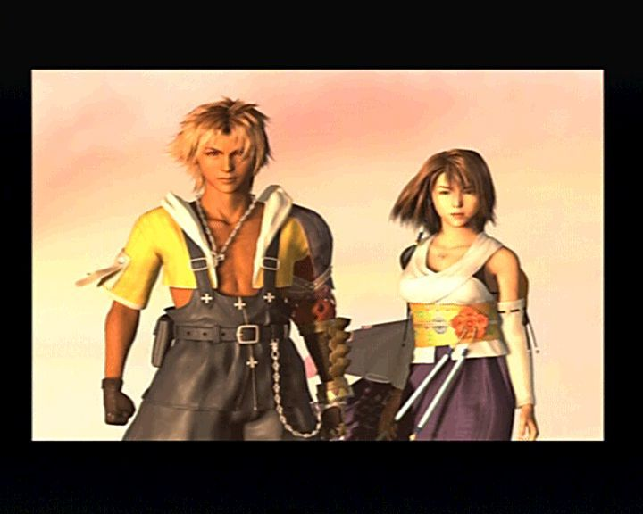 Final Fantasy X PlayStation 2 Like every good couple, Tidus and Yuna will face most of danger together.