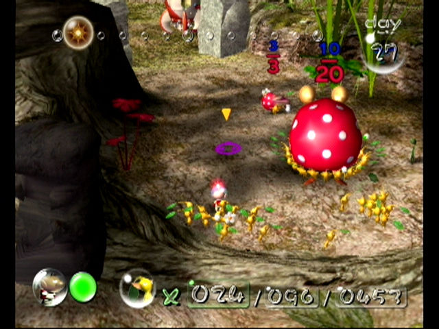 Pikmin Screenshots For Gamecube Mobygames