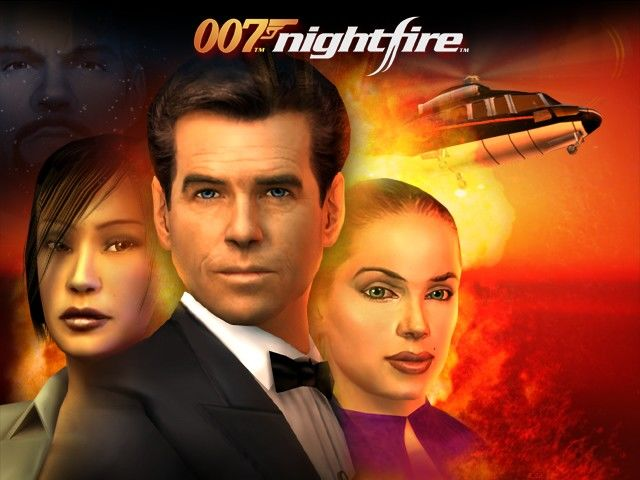 007: Nightfire Windows Hey, they actually coughed up the extra dough to use Brosnan's likeness!