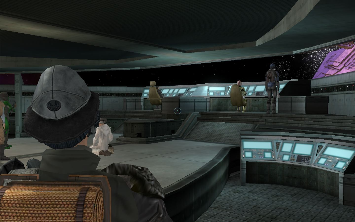 Star Wars Galaxies The Complete Online Adventures Screenshots For