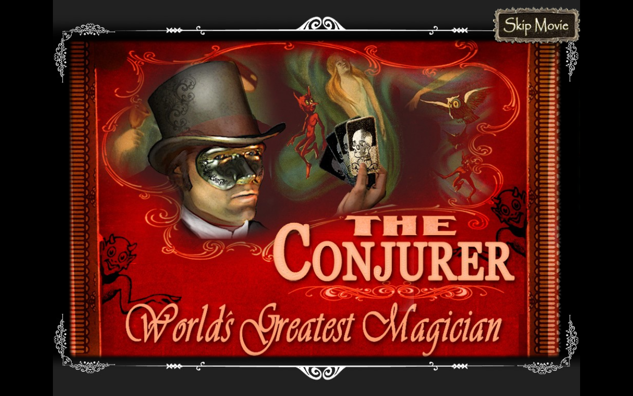 The Conjurer Windows Introduction