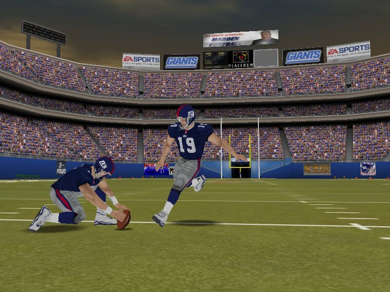 Madden NFL 2002 Windows Kick