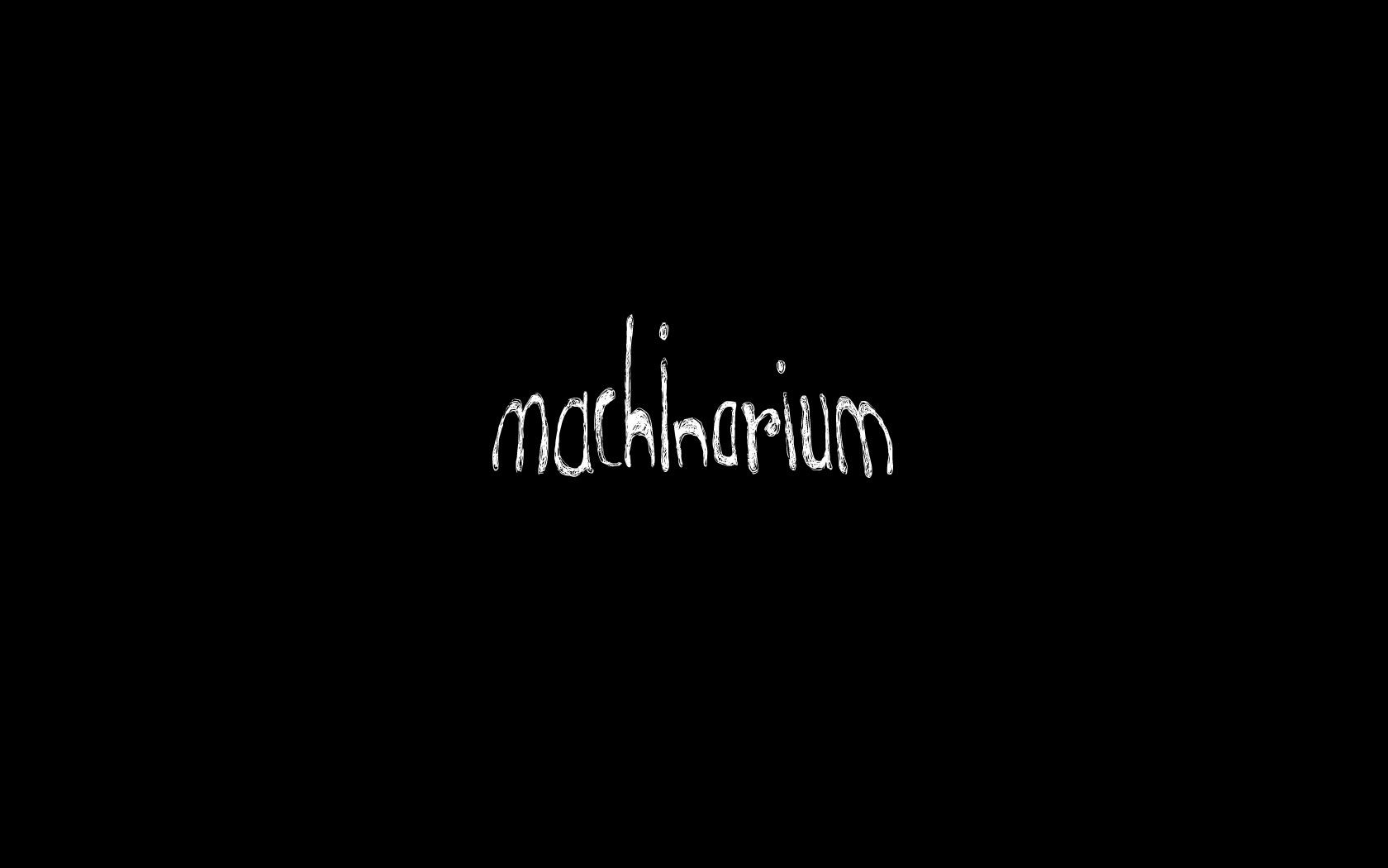 Machinarium Windows Title screen