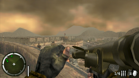 Medal of Honor: Heroes 2 PSP It's *that* time of the day again. Huge grin
