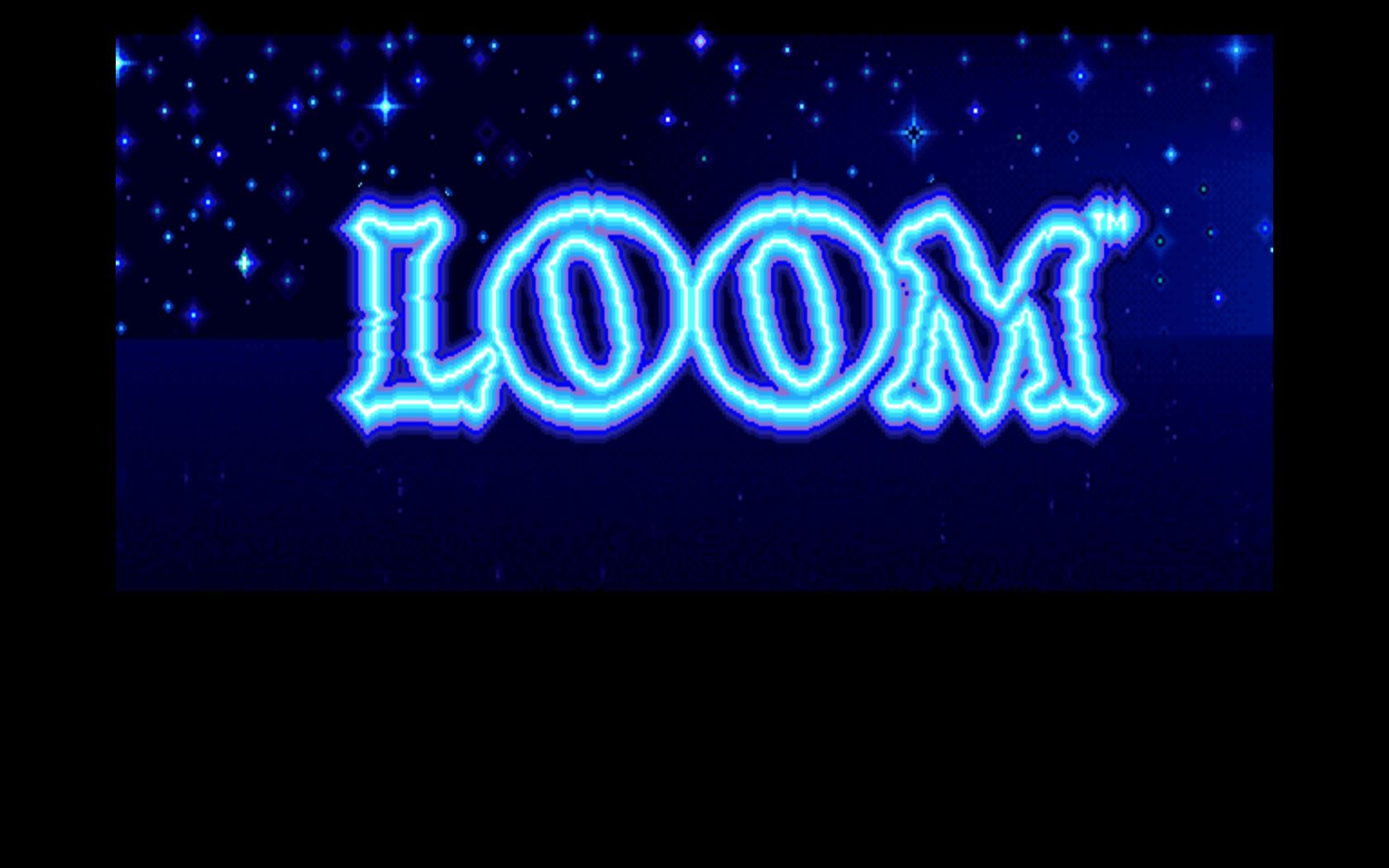 Loom Windows Main title.