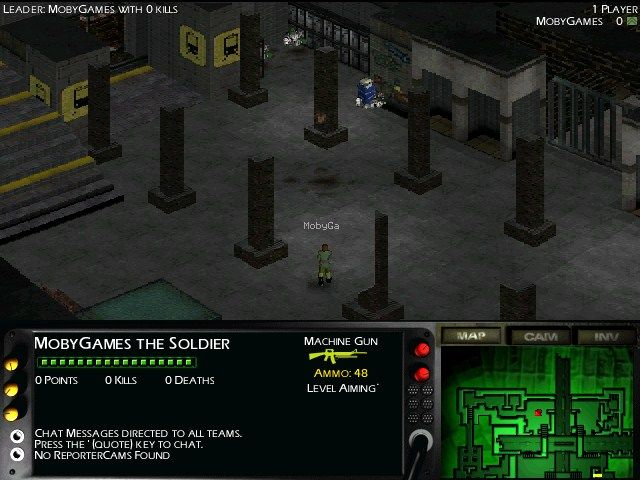 Godzilla Online Windows 23rd St. Subway map as the Solider class