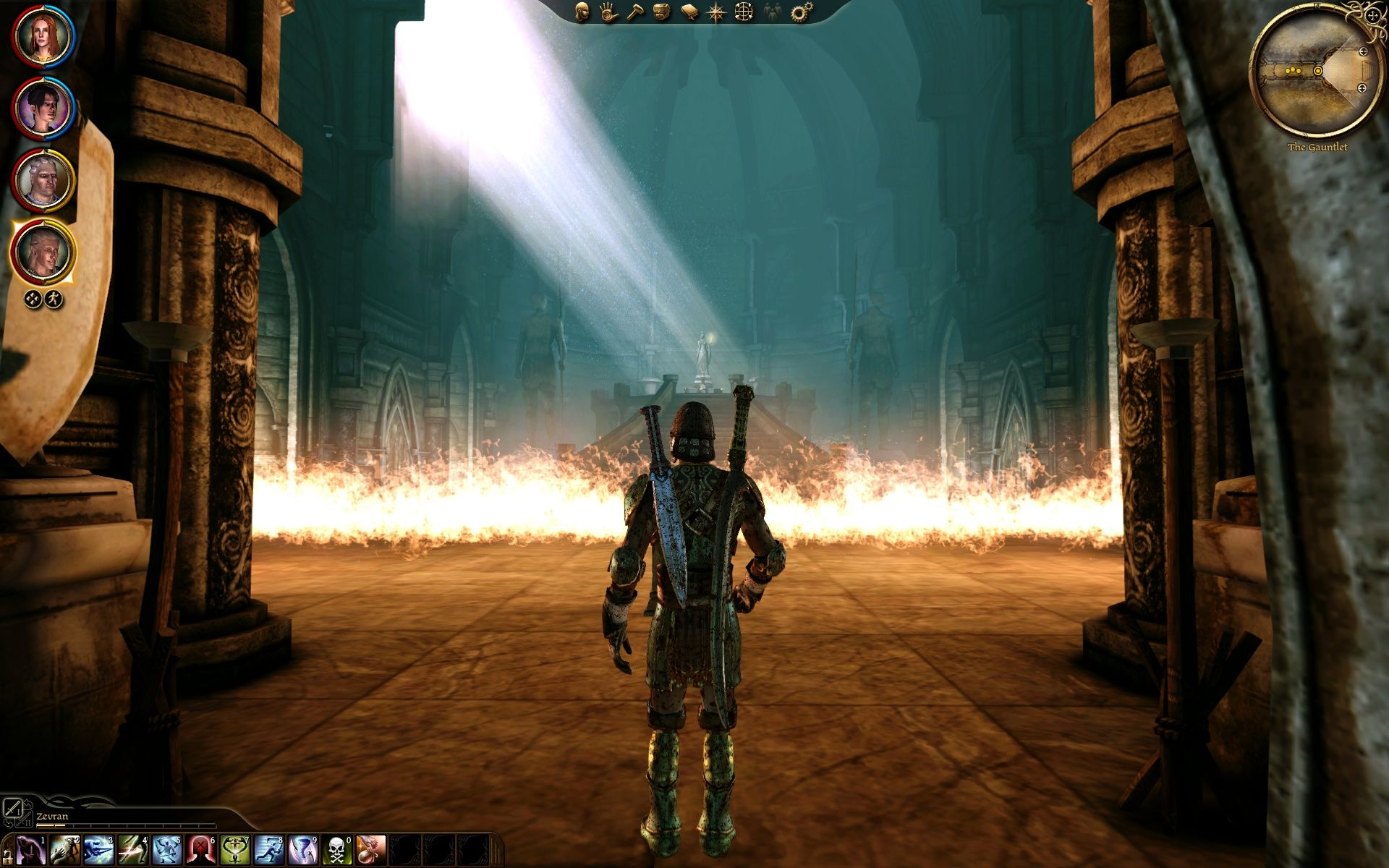 Dragon Age: Origins Windows The last challenge awaits before we get to our goal...