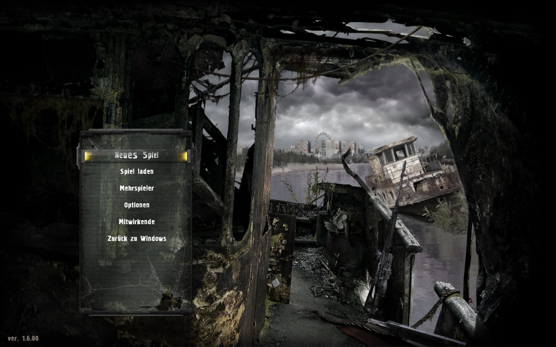 S T A L K E R Call Of Pripyat Screenshots For Windows Mobygames