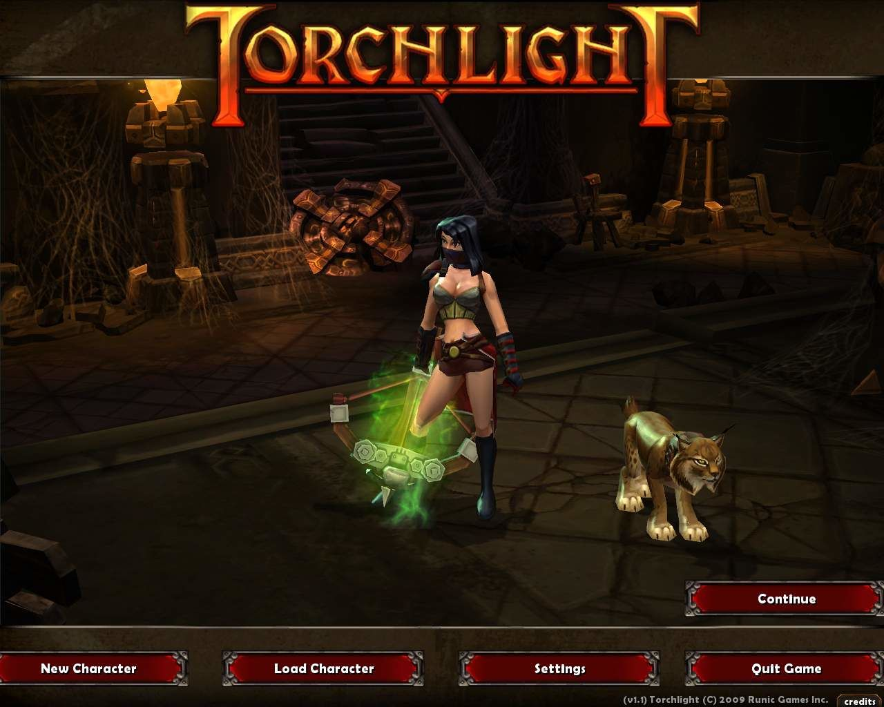 Torchlight Windows Yet another equipment upgrade