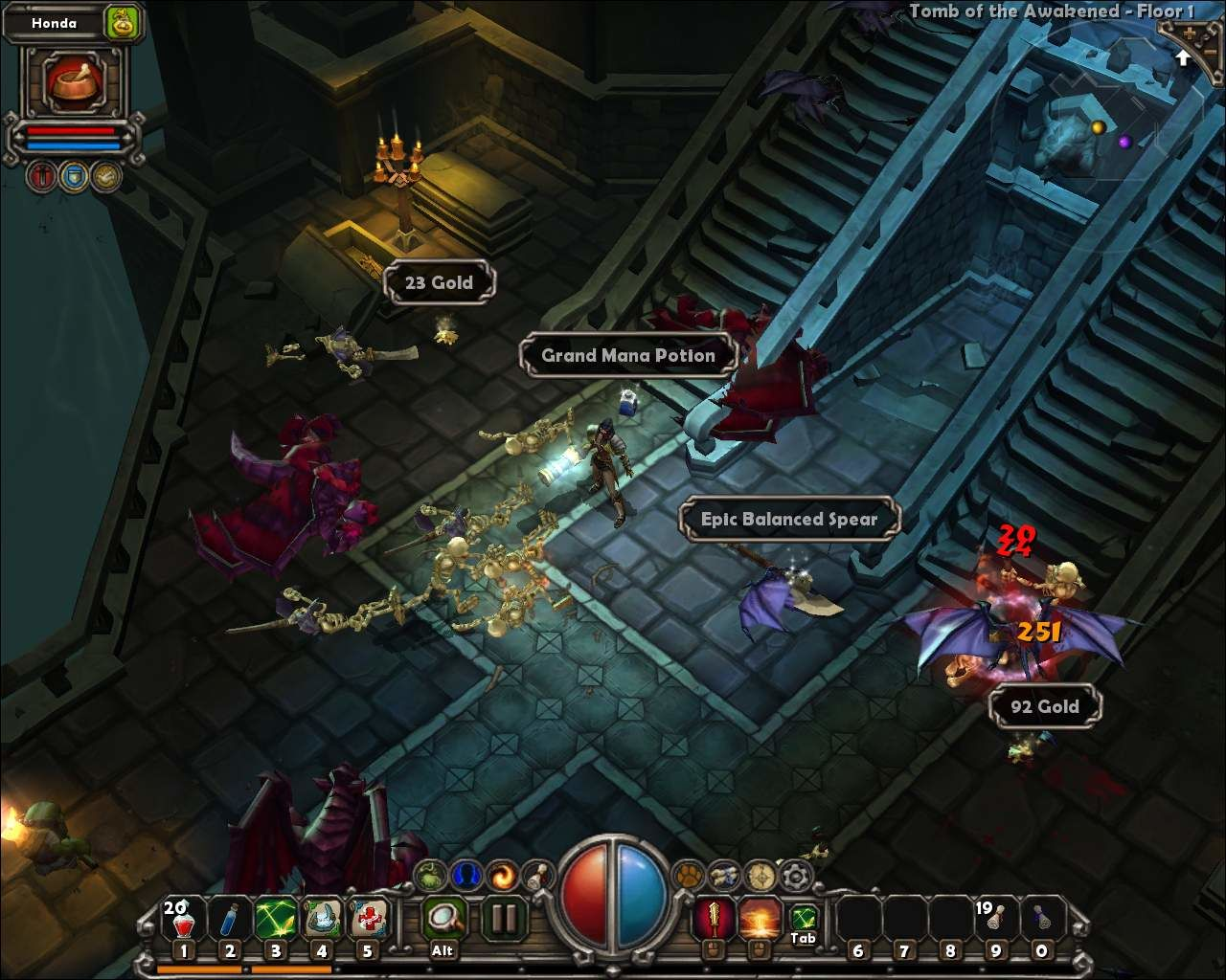 Torchlight Windows Bonus dungeon
