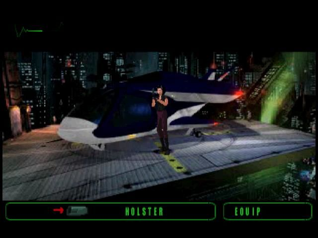 Fear Effect PlayStation-ROM Download