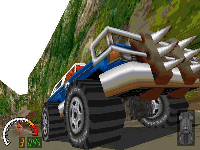 Carmageddon DOS rock your socks i will