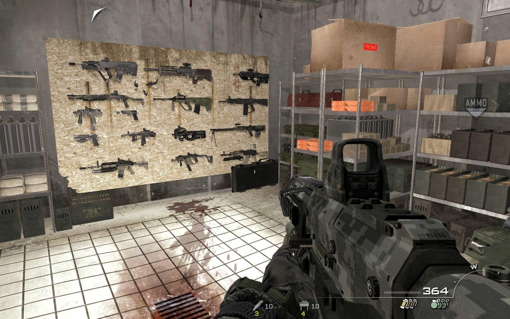 Call Of Duty Modern Warfare 2 Screenshots For Windows Mobygames