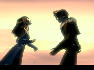 Final Fantasy VIII PlayStation Ohhhh... the famous love story. Squall and Rinoa