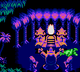 Ristar Game Gear Evil lands on planet