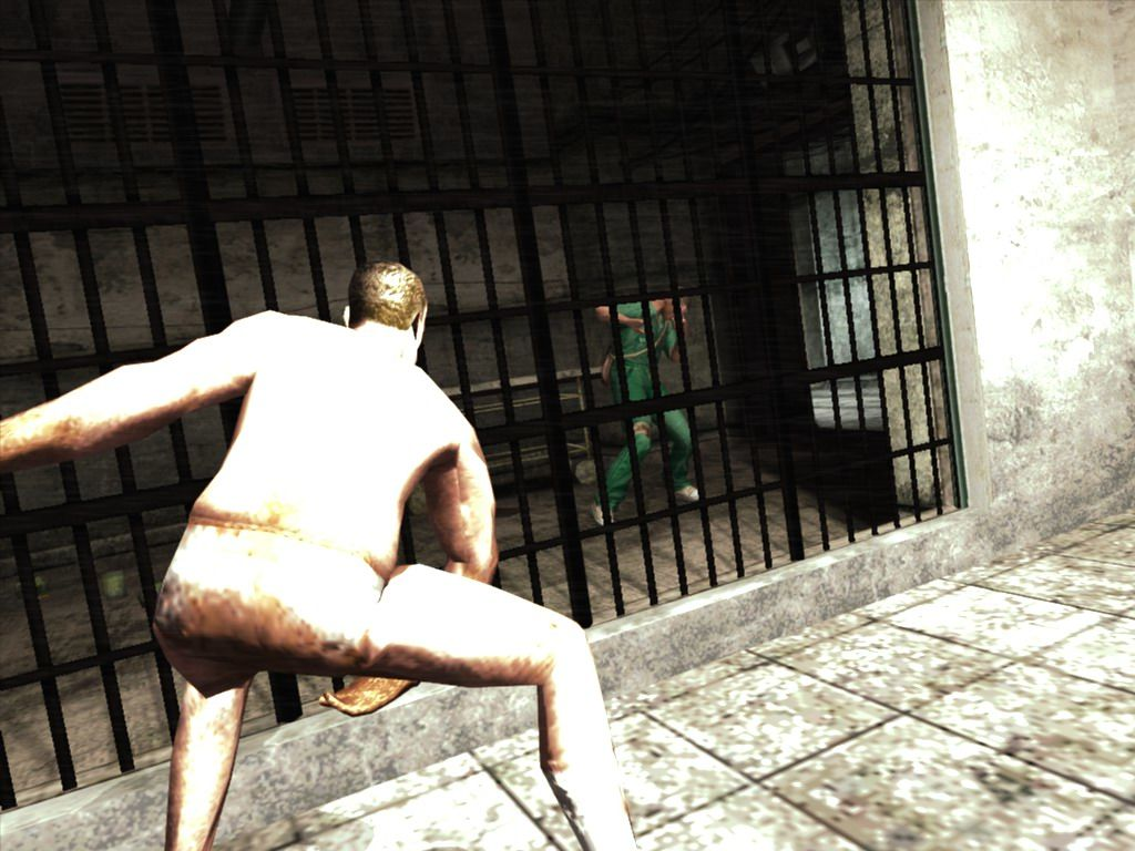 Manhunt 2 Windows Some prisoners want to make you unhappy