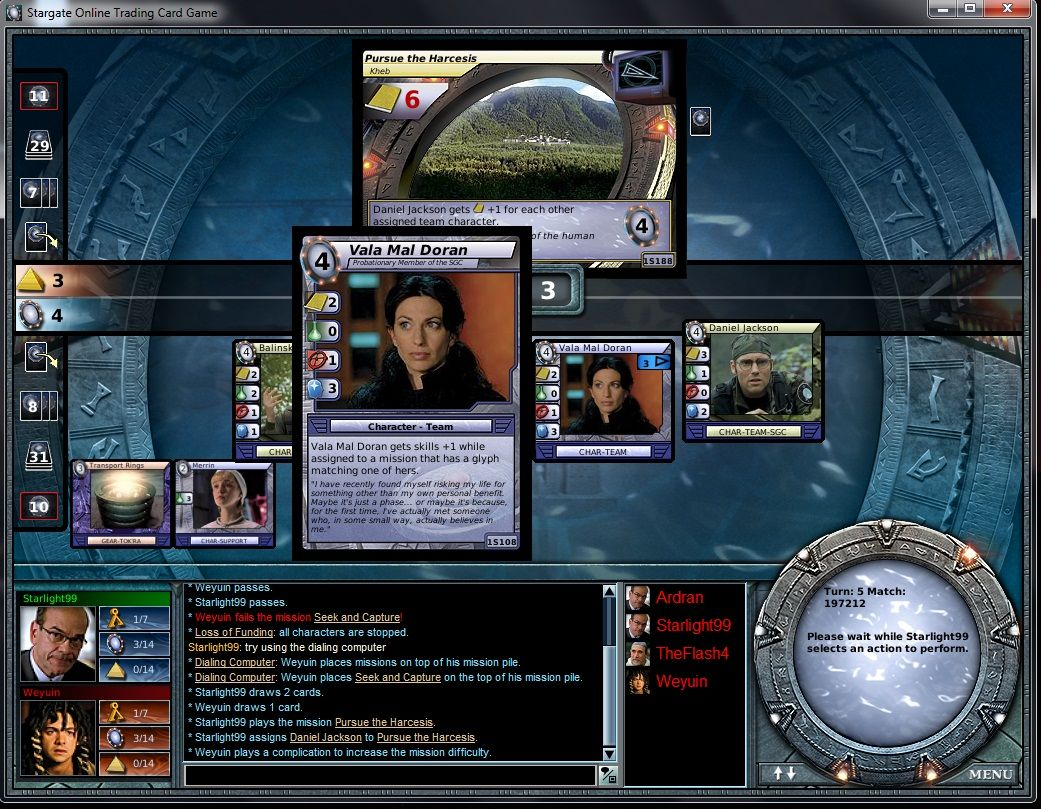Chaotic trading card game tcg free online play