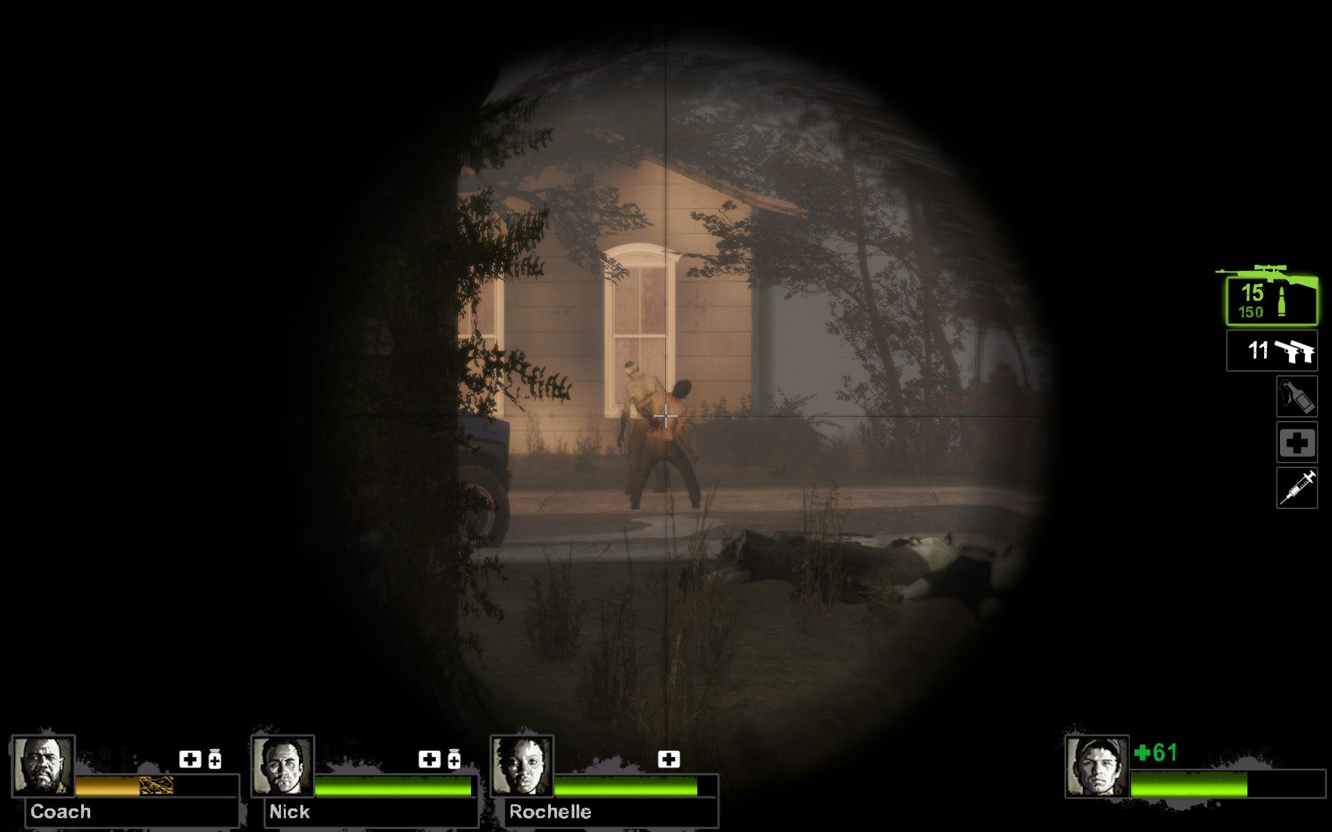 Left 4 Dead 2 Windows Two for one in a second.