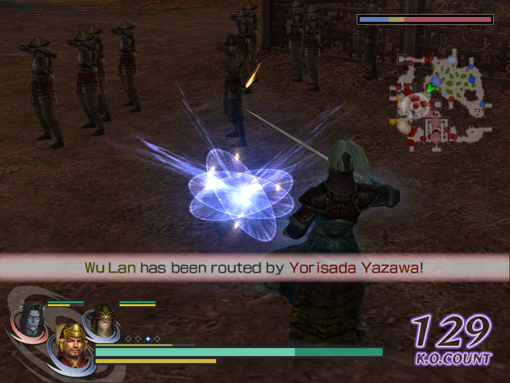 Warriors Orochi Windows In small numbers, riflemen are not much of a threat. However, as their attacks interrupt your combos and can also break your defense, grouped together or with other soldiers, they can be devastating.