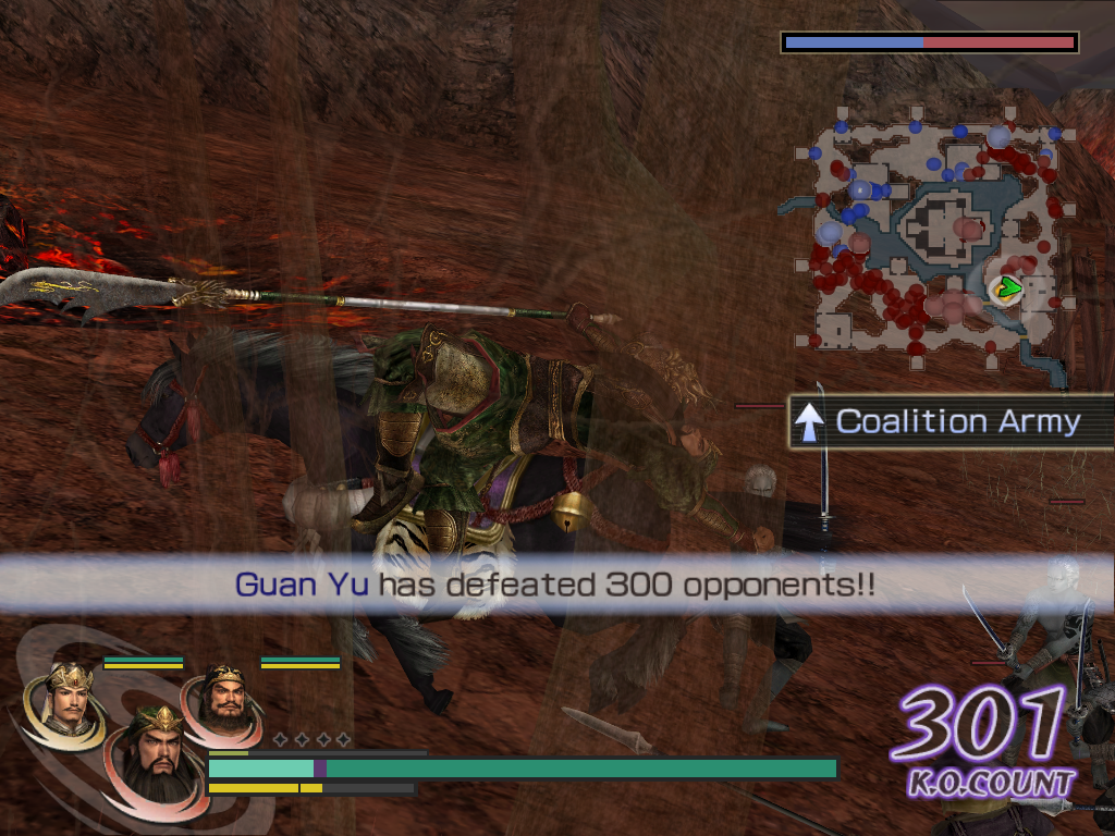 Warriors Orochi Windows If you get hit, you will be dismounted from the horse. Archers and riflemen are particularly efficient at this.