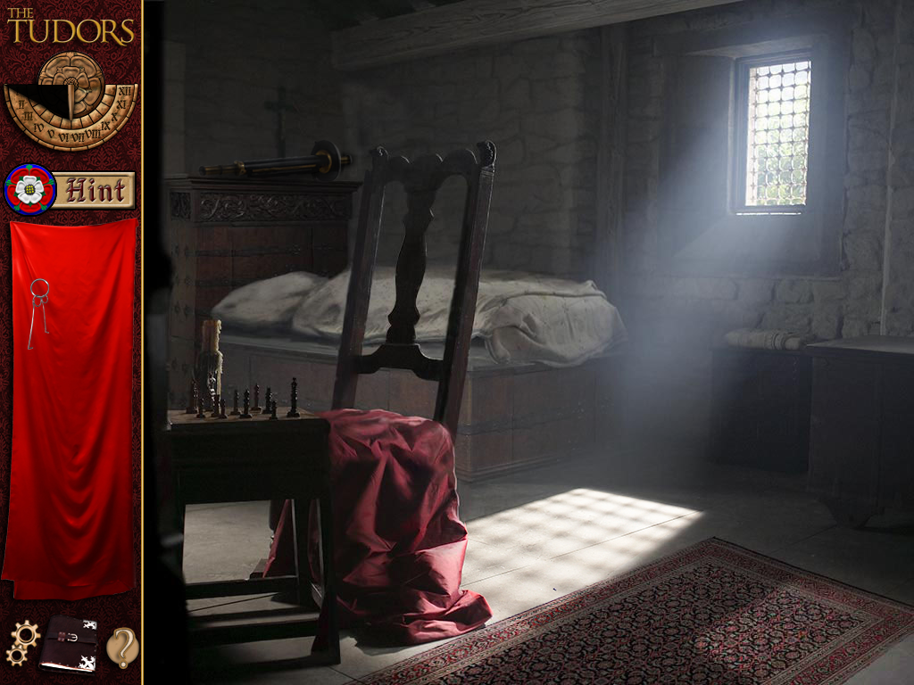 The Tudors Windows Bedroom