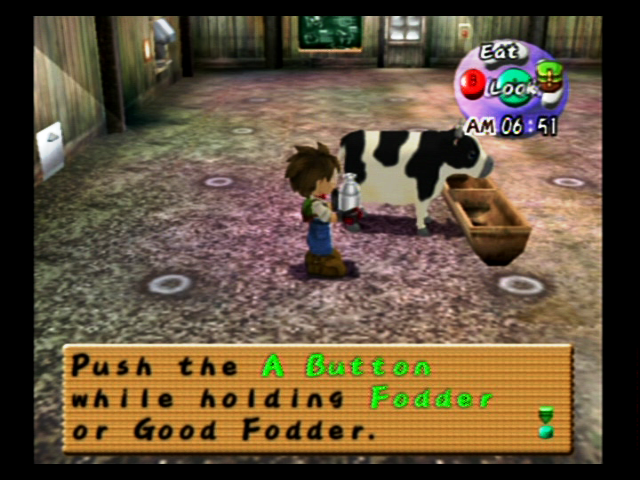 Harvest Moon A Wonderful Life Screenshots For Gamecube Mobygames