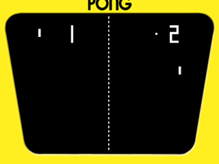 Atari Anniversary Edition PlayStation Pong