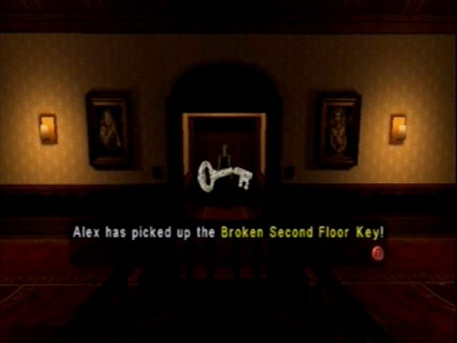 Eternal Darkness: Sanity's Requiem GameCube The key broke down... got to find a way to repair it.