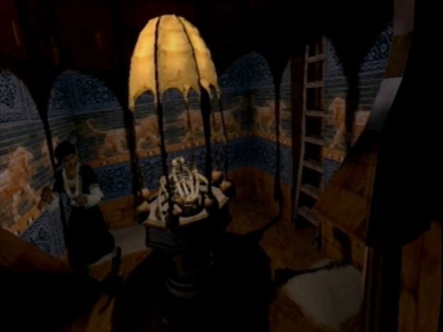 Eternal Darkness: Sanity's Requiem GameCube As you collect pages, so will the time go on, showing you many different characters in the process.