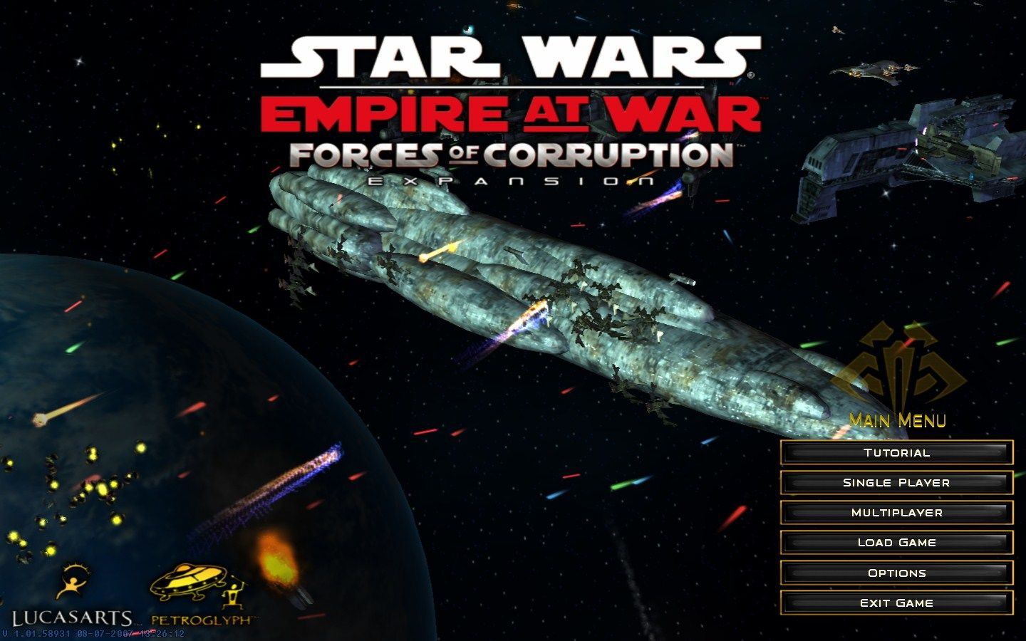 star wars empire at war forces of corruption vollversion