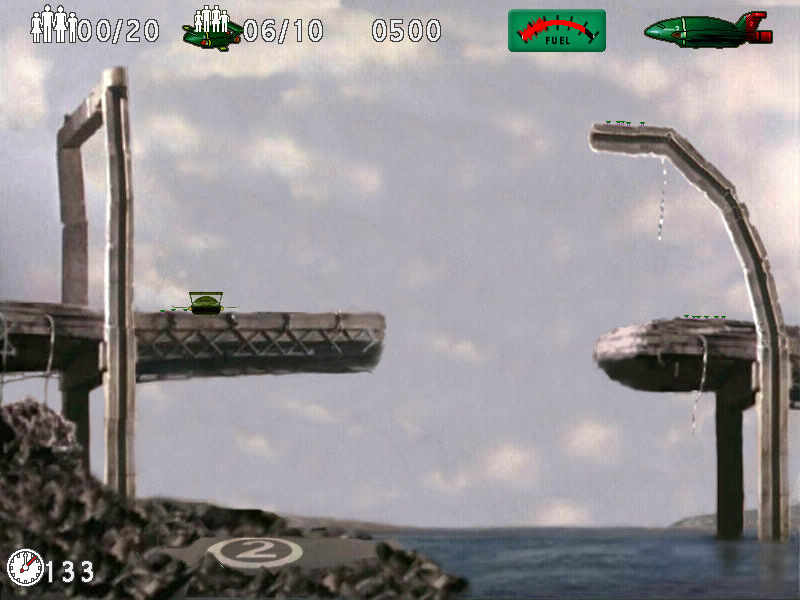 Thunderbirds: F.A.B. Action Pack Windows Level 2