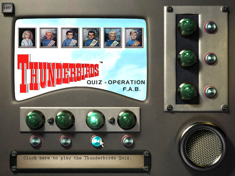Thunderbirds: F.A.B. Action Pack Windows All right, I'll play.