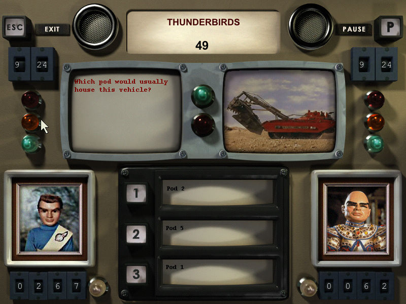 Thunderbirds: F.A.B. Action Pack Windows Ooooh, that's a tough one.