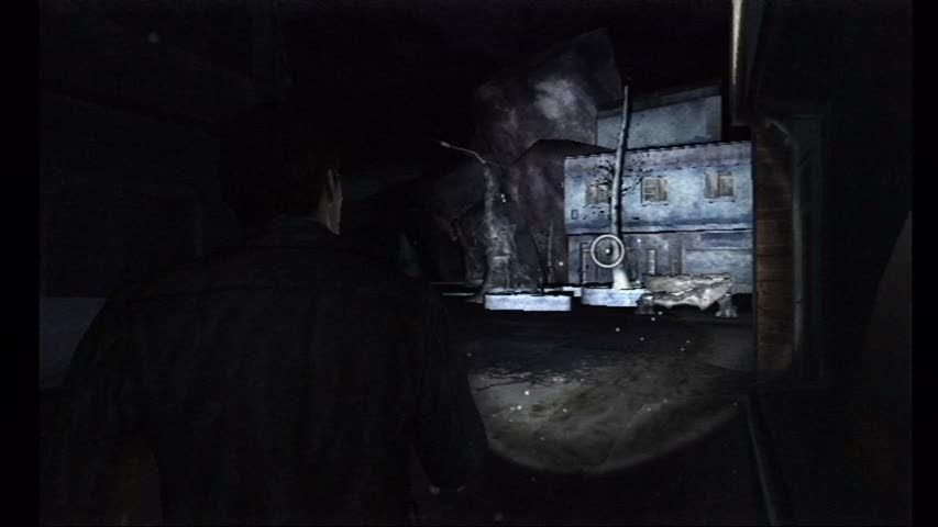 Silent Hill: Shattered Memories Wii Can't go back the way you came now.