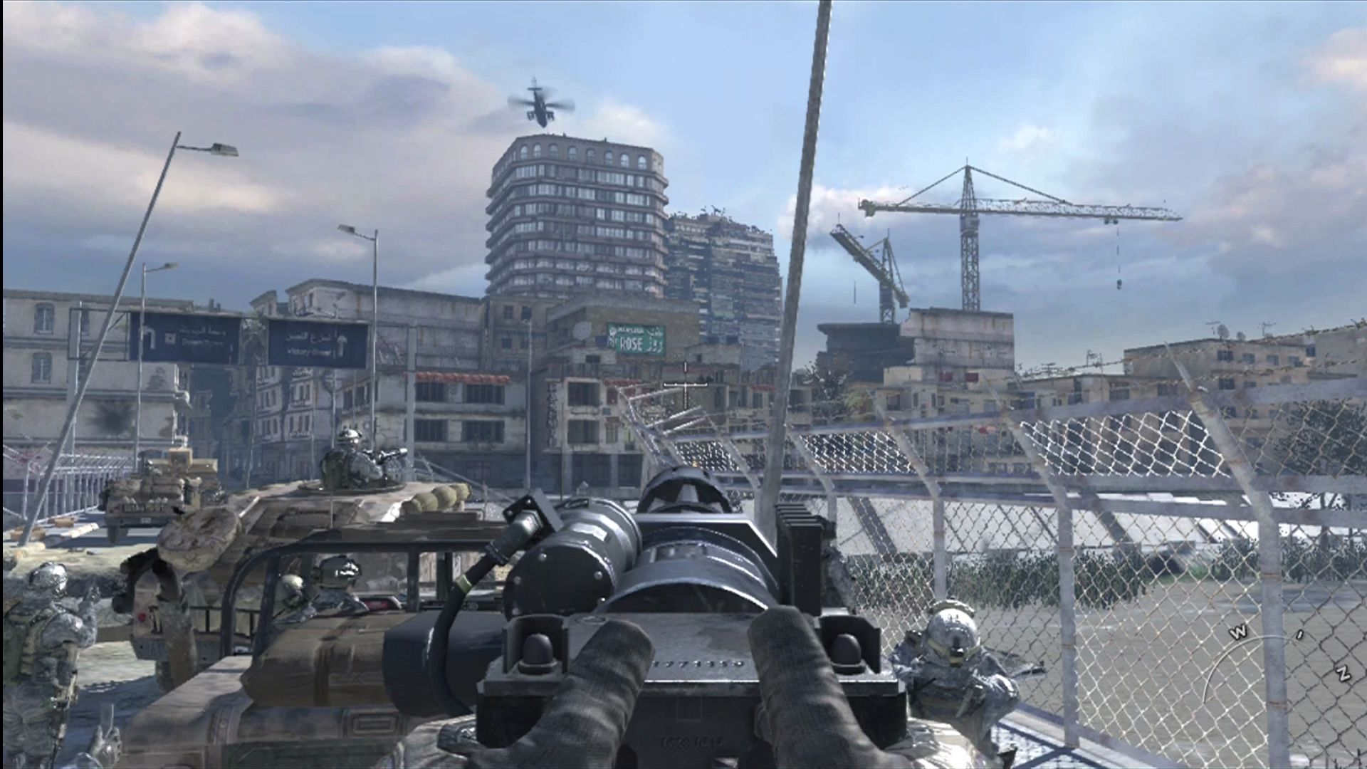 Call of Duty: Modern Warfare 2 Xbox 360 Now you see it...