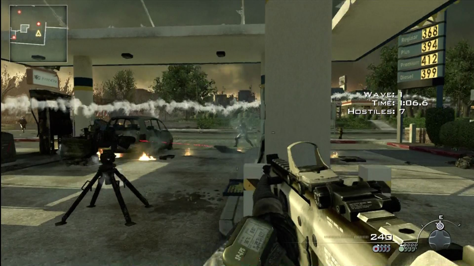 Call of Duty: Modern Warfare 2 Xbox 360 Another Spec Ops mission.