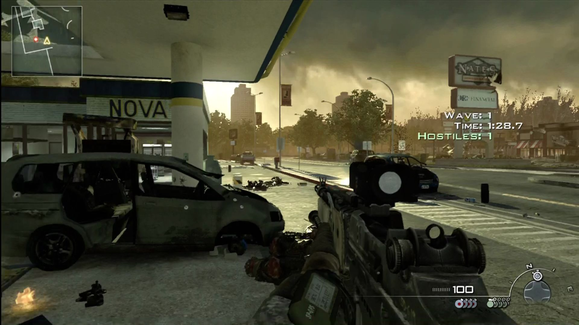Call of Duty: Modern Warfare 2 Xbox 360 Invasion!