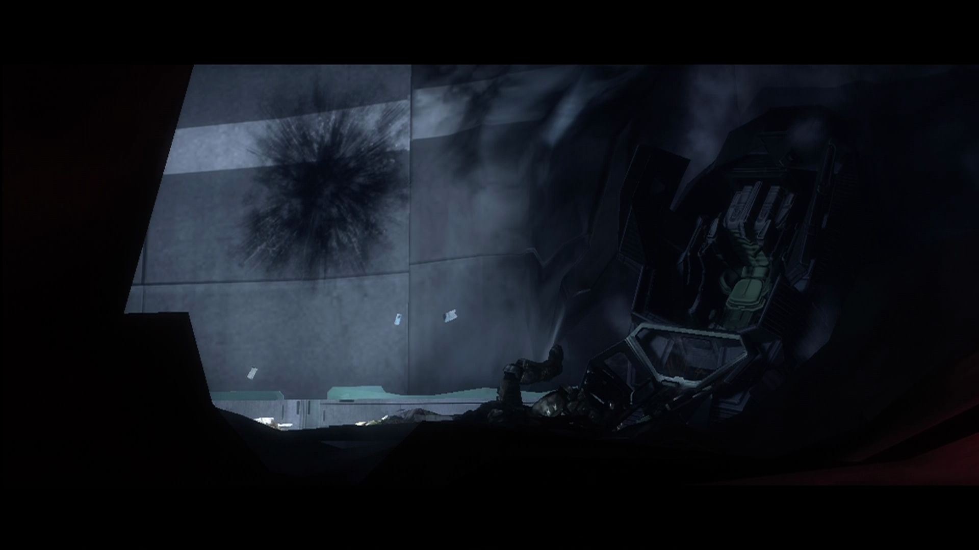 Halo 3: ODST Xbox 360 But he's okay!