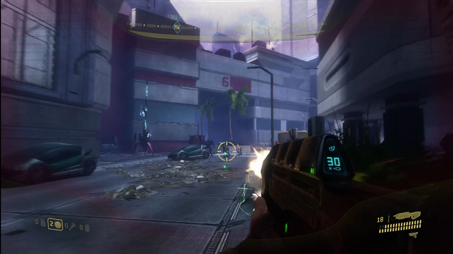 Halo 3: ODST Xbox 360 New setting, new way to tell a story, same classic Halo action.