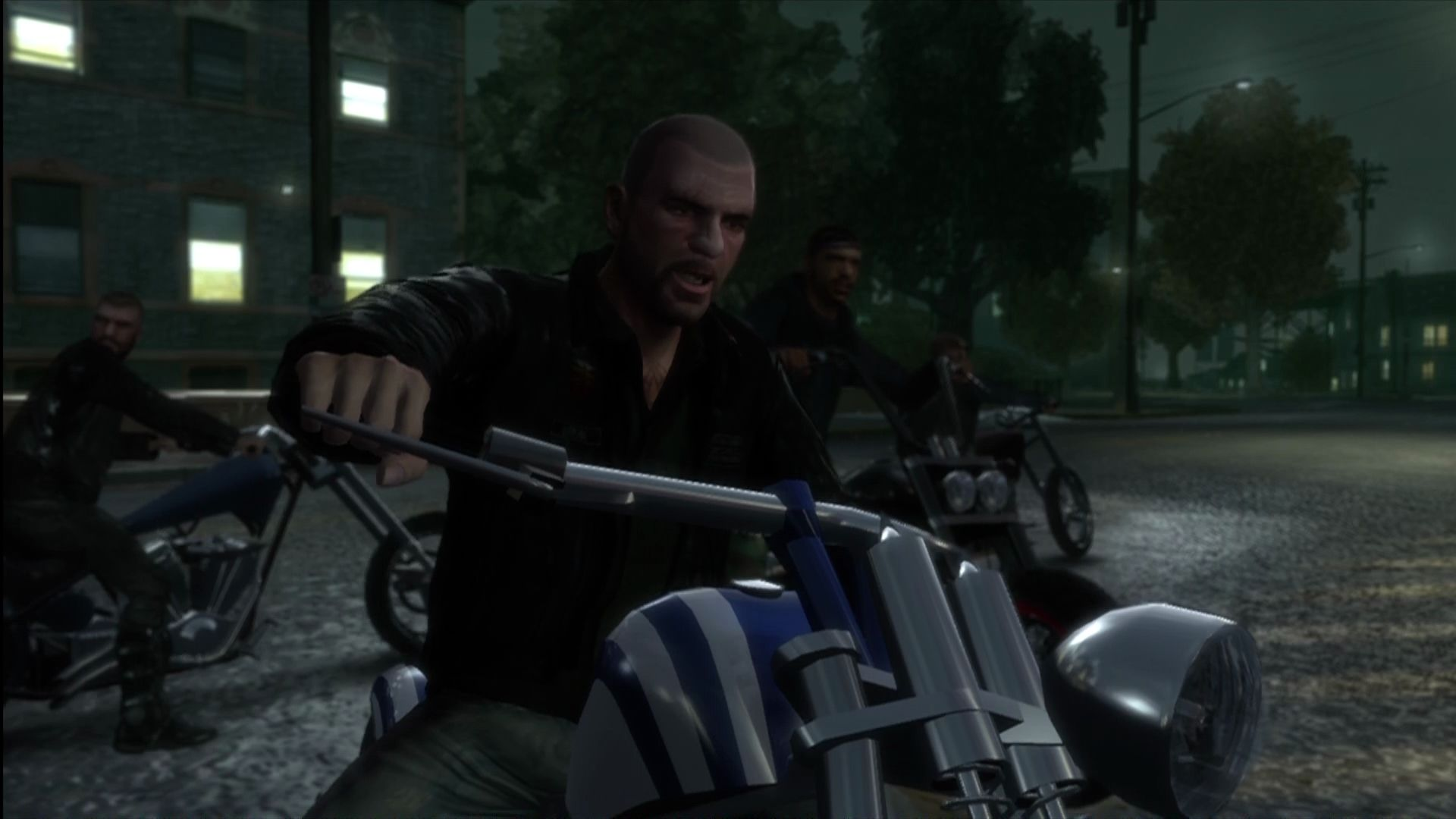 Grand Theft Auto IV: The Lost and Damned Xbox 360 Johnny Klebitz, VP of The Lost Motorcycle Club.