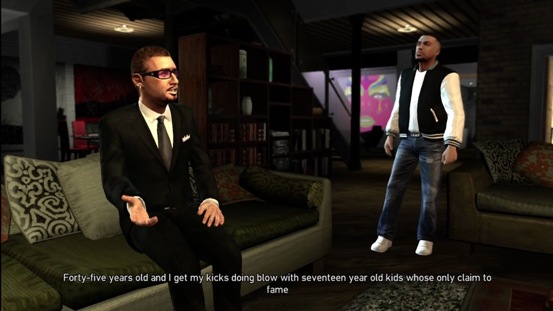 "Grand Theft Auto: The Ballad of Gay Tony Xbox 360 ""Gay"" Tony Prince; business partner and mentor."