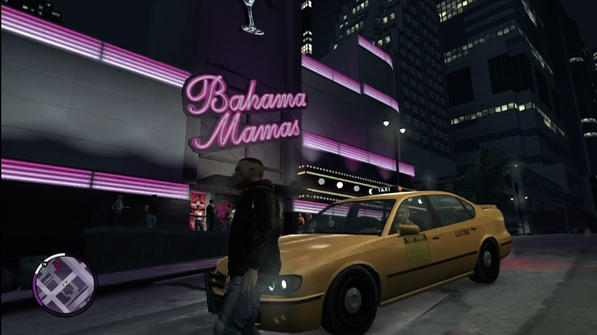 Grand Theft Auto: The Ballad of Gay Tony Xbox 360 Ballad adds new nightclubs to Liberty City.