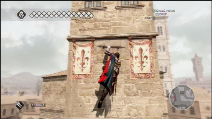 Assassin's Creed II PlayStation 3 Once again, no place is out of your reach.