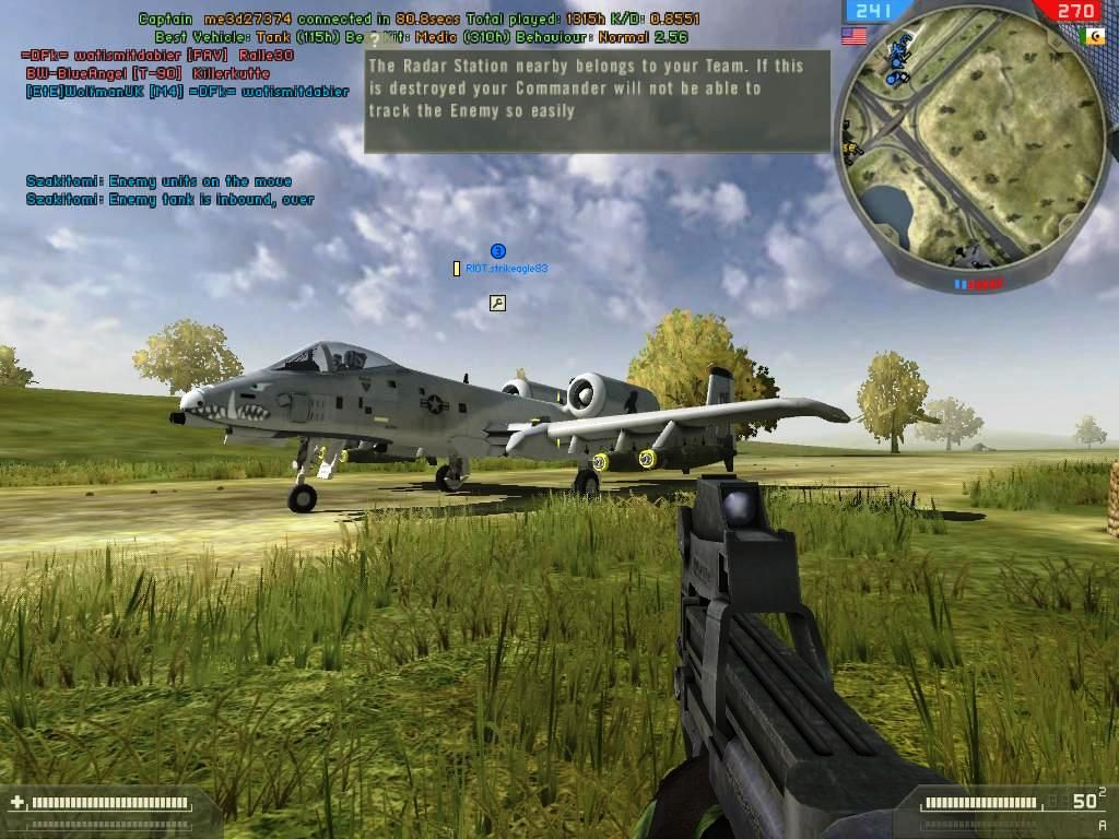 Battlefield 2: Booster Pack - Armored Fury Screenshots for ...
